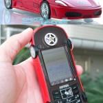 Eniten aidolta Ferrarilta näyttävä Ferrari-kännykkä