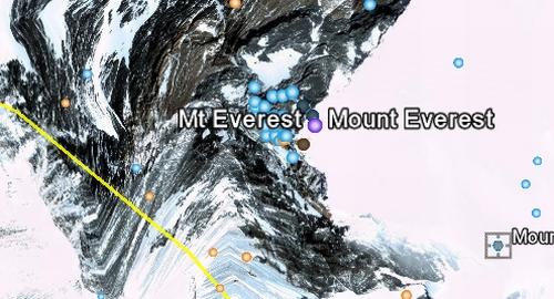 Google Earth katunäkymät
