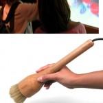 I/O Brush siirtää esineet näytölle