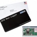 Micro GPS Mail Logger kertoo missä kirje on käynyt