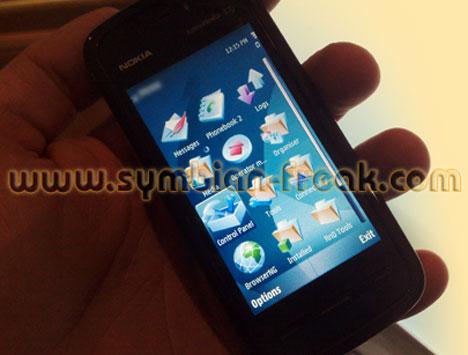 Nokia Tube puhelimen speksejä ja livekuva vuotanut nettiin