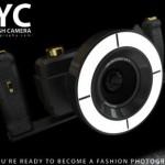Hanki NYC Ring Flash Camera, ryhdy muotokuvaajaksi