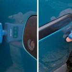 Paint Thickness Tester mittaa maalipinnan paksuuden