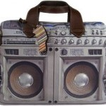 Paul Smith ghettoblaster-laukku