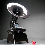 Phonofone vahvistaa ilman lisävirtaa