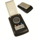 Star Trek communicator -replika