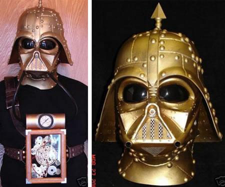 Steampunk Darth Vader