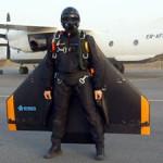 Tulevaisuuden laskuvarjojääkärillä on siivet ja turbiini