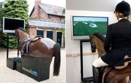 The Ridemaster Pro on virtuaaliheppa