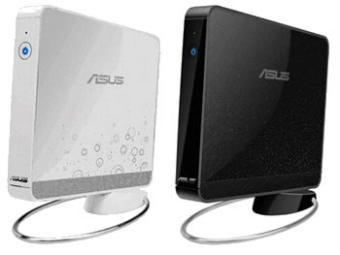 Asus Ebox on Eee PC:n pyötäkoneversio