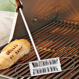 BBQ Branding Iron: merkitse pihvit ja kesäkurpitsasiivut
