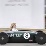 Bentley kehittelee pientä sähköautoa nimeltä Continental DC