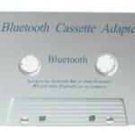 Bluetooth-kasettiadapteri päivittää vanhan kasettimankkasi langattomaksi musiikkisoittimeksi