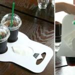 Coffee Bag kuljettaa kahvin läikyttämättä
