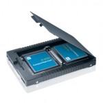 CR2T on kahden CompactFlash-muistikortin kovalevy