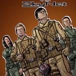 Päivän ilmainen sarjis: Galactica Vs. Skynet