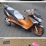 Pimp my Scooter, japanilaisia skoottereita