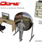 jDome tarjoaa 180 asteen pelikokemuksen