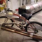 Suihkumoottori-fillari