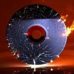 Mikrotettuja CD-levyjä