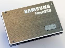 Samsung kehitti huippunopean 256 gigan solid state kiintolevyn kannettaville tietokoneille
