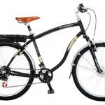 Polkupyörävalmistaja Schwinn esittely uusia sähkömoottorilla varustettuja pyörämalleja
