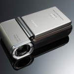 Sony HDR-TG3E on maailman pienin Full HD -videokamera