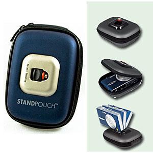 StandPouch on sekä kamerajalusta että säilytyslaukku