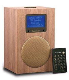 Tivoli Audio esitteli TivoliNetworks internetradion