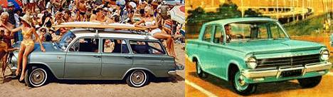 Australiassa autojen kulutus samaa luokkaa nyt kuin vuonna 1963