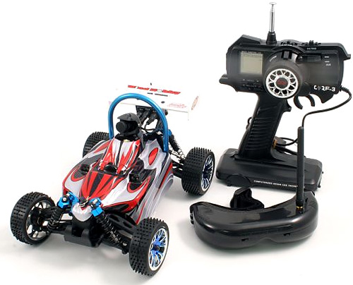 VTS Camera Car, ole kuin oikeasti radio-ohjattavan ohjaamossa