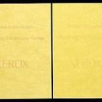 Xerox on kehittänyt itsepyyhkiytyvän tulostinpaperin