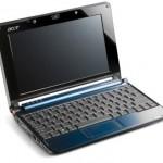 Minikannettavien maihinnousu: Asus Eee PC, Acer Aspire One, Dell E, HP Mini Note vai MSI Wind