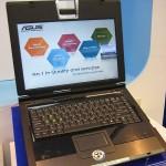 Asus esitteli Computex messuilla kannettavan tietokoneen integroidulla videotykillä