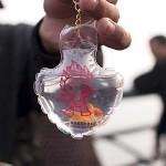 Pekingin olympialaisten kultakala-avaimenperä on julma