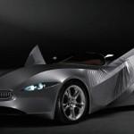 BMW GINA Light Visionary on konseptiauto, joka muuntuu tilanteen mukaan