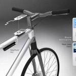 Polkupyörävalmistaja Cannondale tuo iPod -telakan polkupyöriinsä lisäoptiona