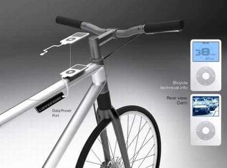 Polkupyörävalmistaja Cannondale tuo iPod telakan optiona polkupyöriinsä