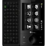 HTC Touch Pro sisältää täydellisen QWERTY -näppäimistön