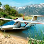 ICON A5 on kokoontaitettava amfibiolentokone