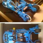 Lego Blade Runner Spinner-auto