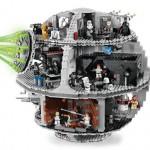 Tähtien sota -kuolontähti Lego-rakennussarja