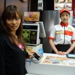 Japanin McDonald's myy hampurilaisia kännykkämaksulla