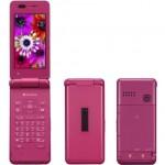Panasonic Tropical 823P on vesitiivis 3G-kännykkä