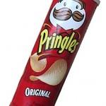Pringles-purkin muotoilija haudattiin maan lepoon omassa keksinnössään