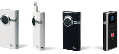 Pure Digital Flip Mino -videokamera laittaa videot nettiin samantien