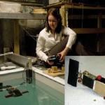 Robofish -robottikalat liikkuvat ja kommunikoivat itsenäisesti veden alla