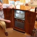 Vanhassa vara parempi: mies päivitytti 51 vuotta vanhan televisionsa digiaikaan