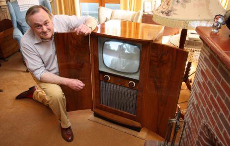 Vanhassa vara parempi: mies kunnosti 51 vuotta vanhan televisionsa digiaikaan