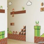 Tapetoi huoneesi Super Mario -maailmaksi!